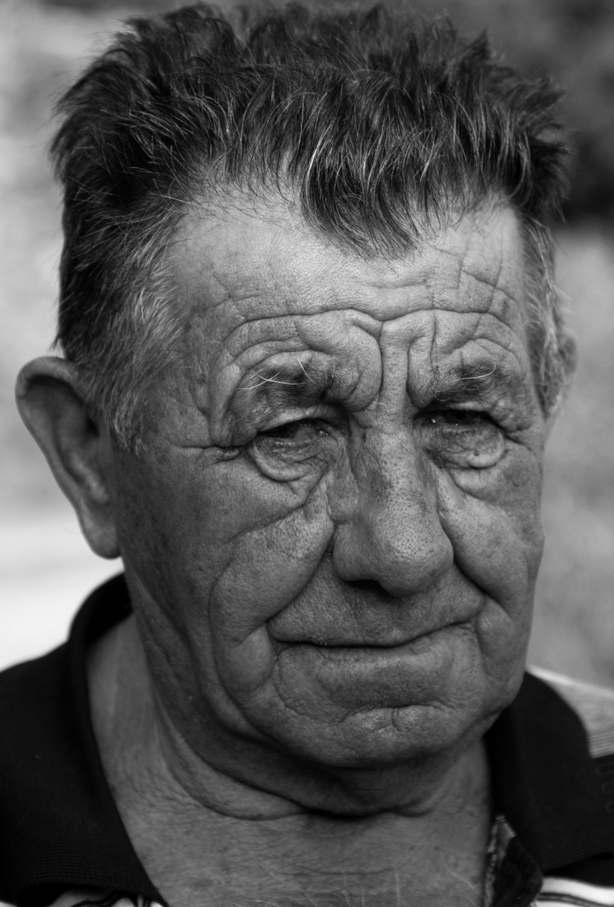 Portrait - Vatolla, Italy  |All rights reserved|