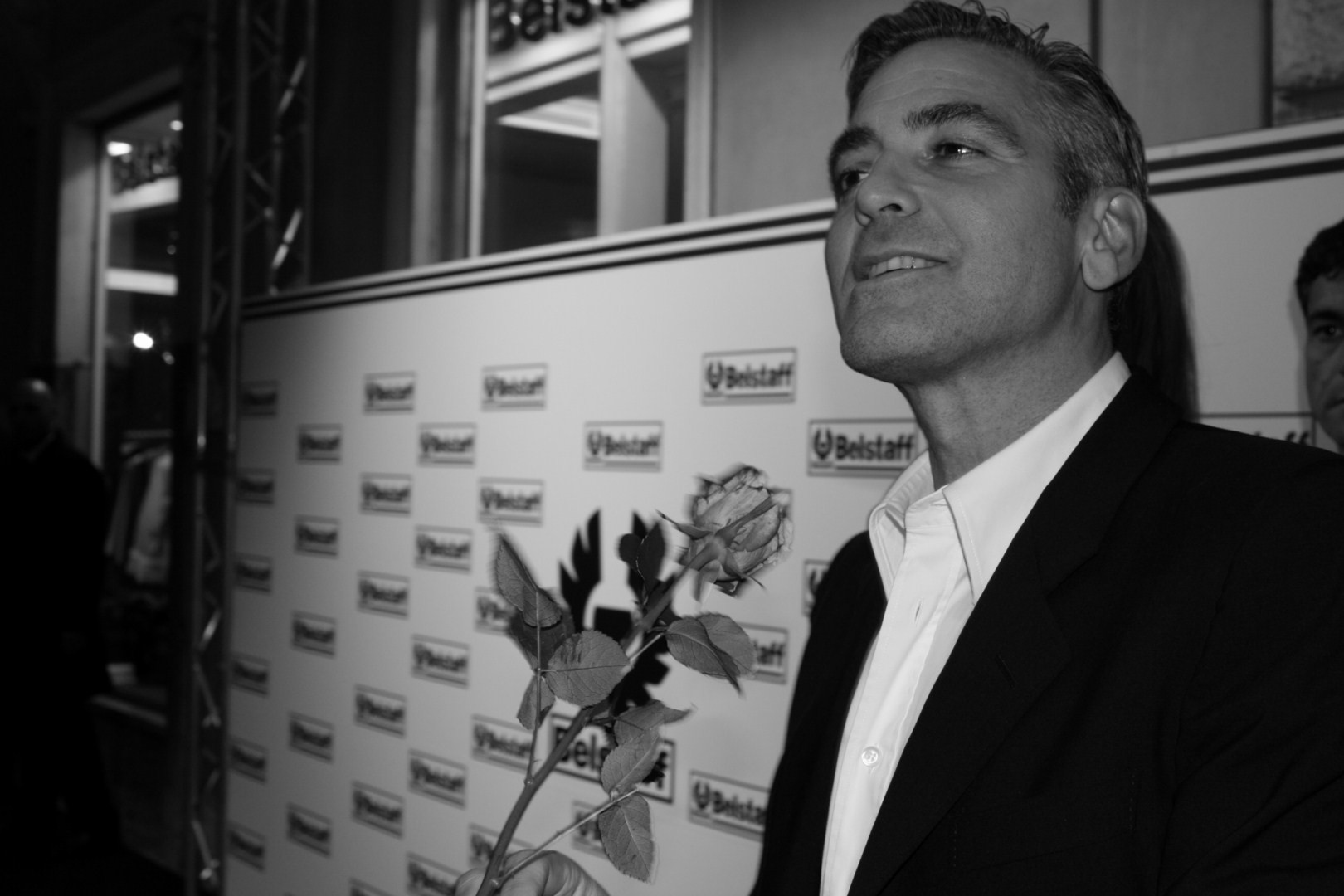 George Clooney - Actor, director, producer   All rights reserved  