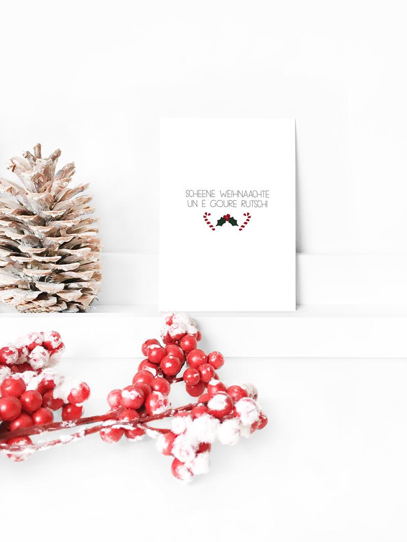 Weihnachtsgrüße Plattdeutsch.Hunnsbuckl By Iwazwersch Briefkarten Speziell Für Weihnachten