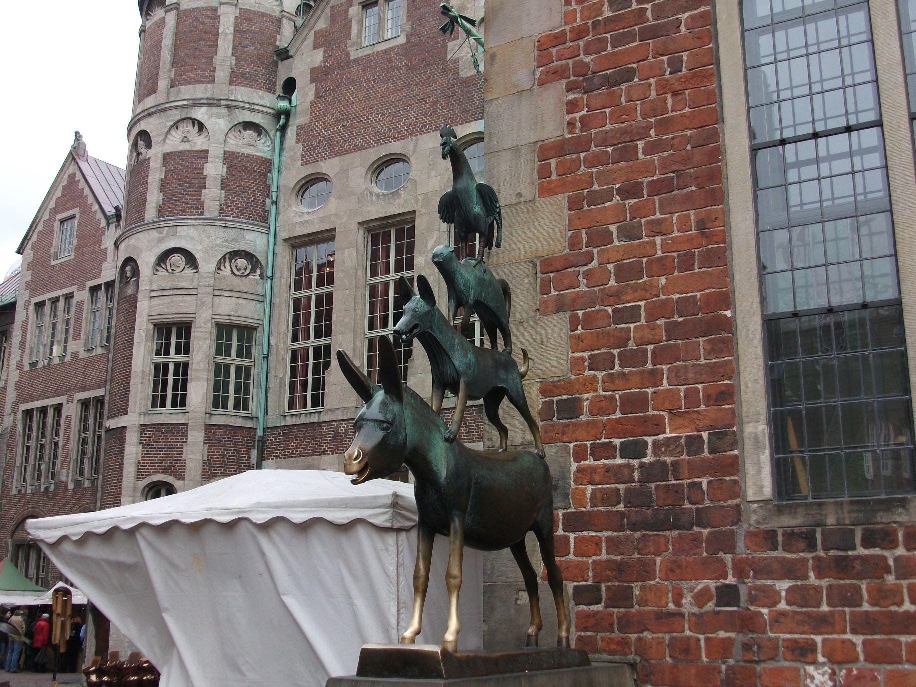 Die 10 besten Sehenswürdigkeiten in Bremen