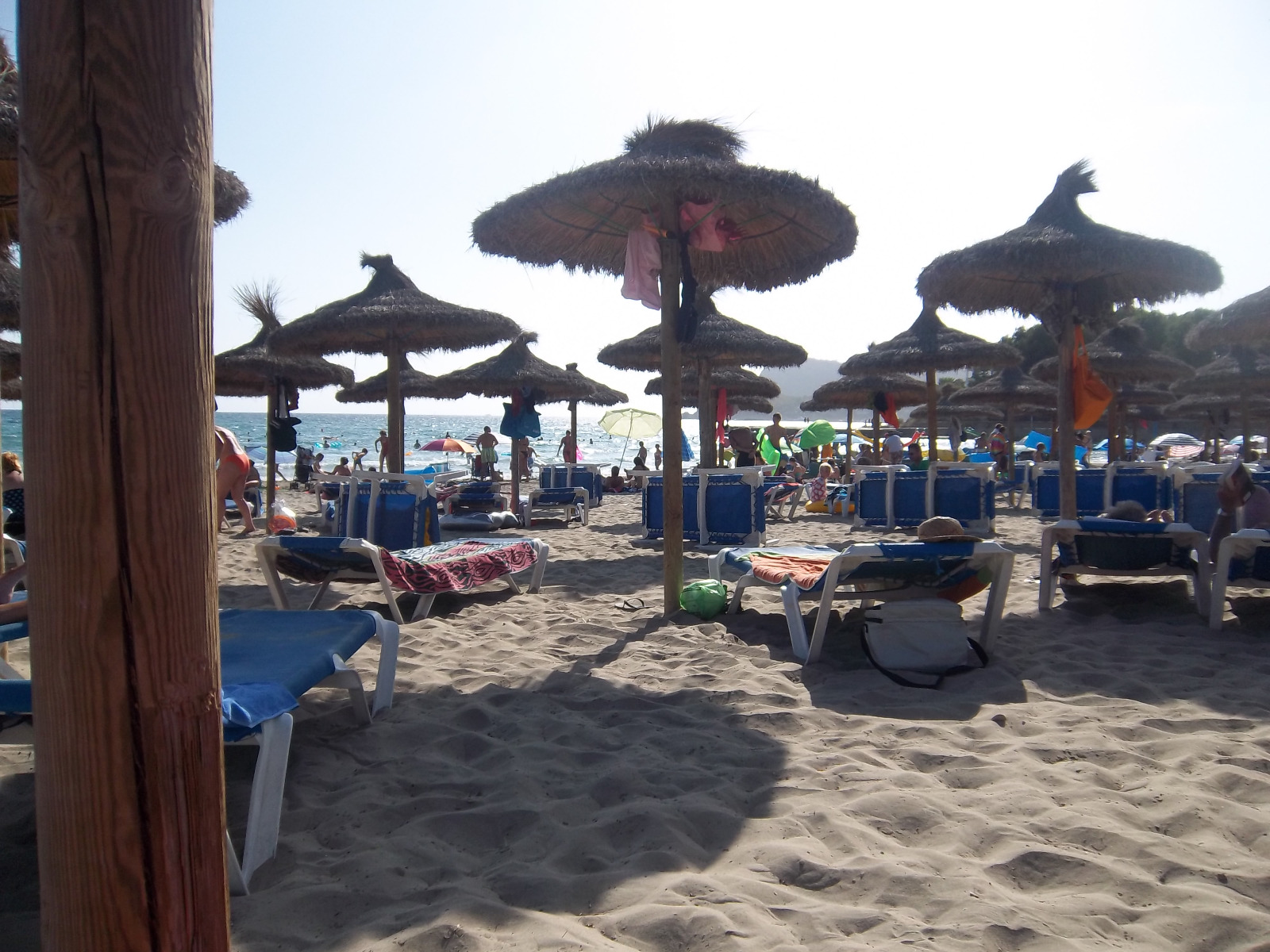 Erinnerungen an die Sommer an der Costa Brava