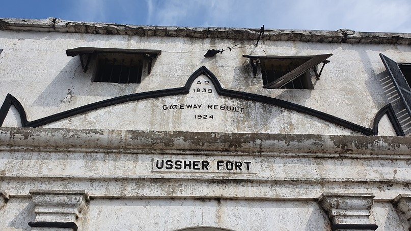 Ussher Fort, Accra, Ghana