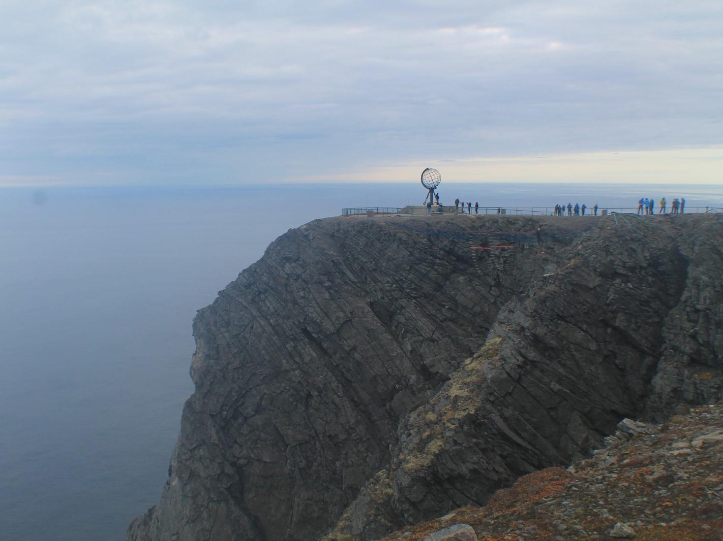 Wie der König einst: Zu Fuß zum Nordkap in Norwegen