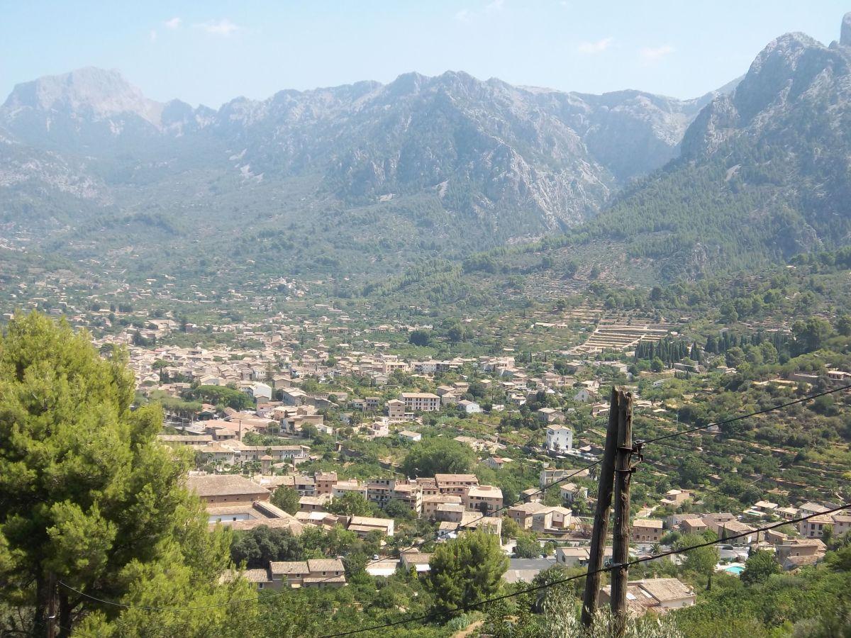 Zugfahrt auf Mallorca: Von Palma nach Sollér