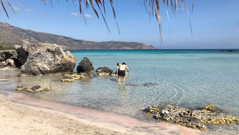 Die schönsten Strände im Westen von Kreta