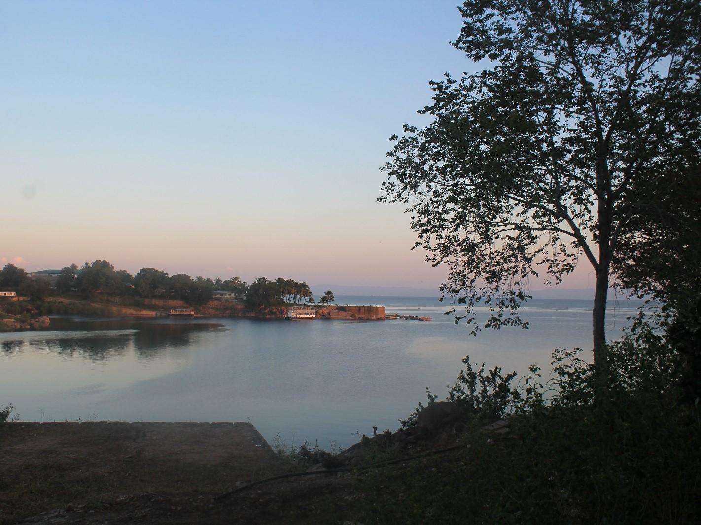 Lake Kariba in Sambia: Der größte künstliche Stausee der Welt