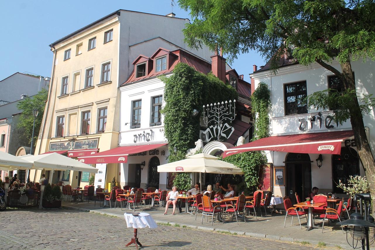 Ghetto, Schindler, Kazimierz: Jüdisches Leben in Krakau