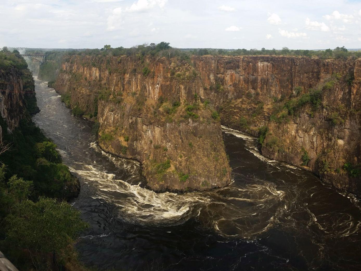 Batoka Gorge Simbabwe: Action an den Victoria Falls
