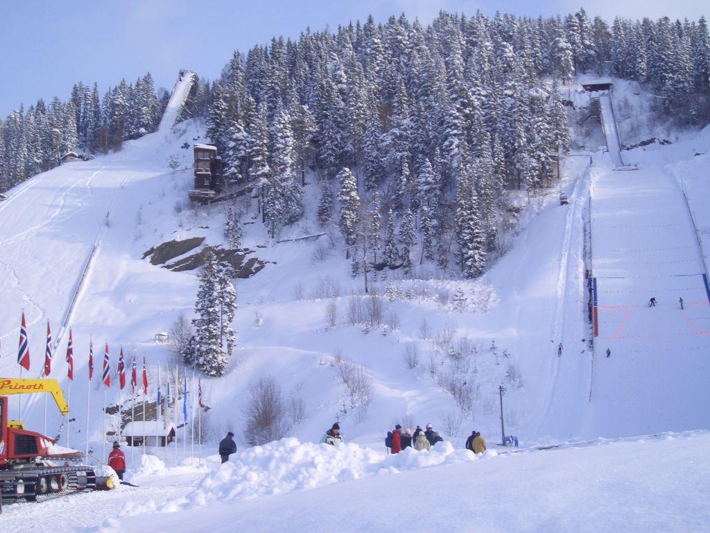 Schanzen-Hopping: Als Skisprung-Fan durch Europa