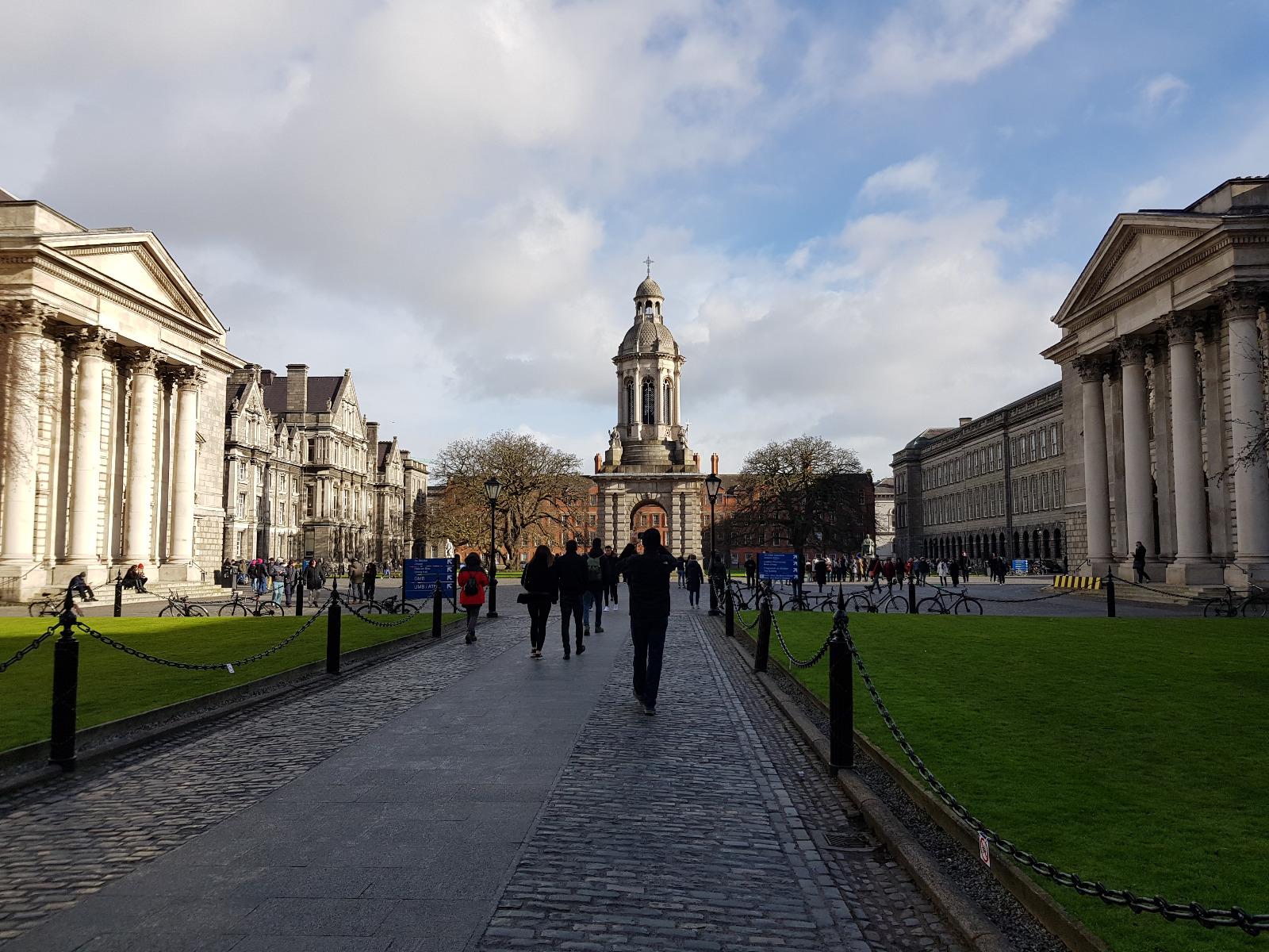 Die 10: Sehenswürdigkeiten, die du in Dublin sehen musst