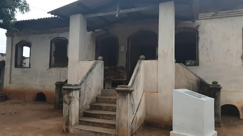 Maison des Esclaves, Agbodrafo, Togo