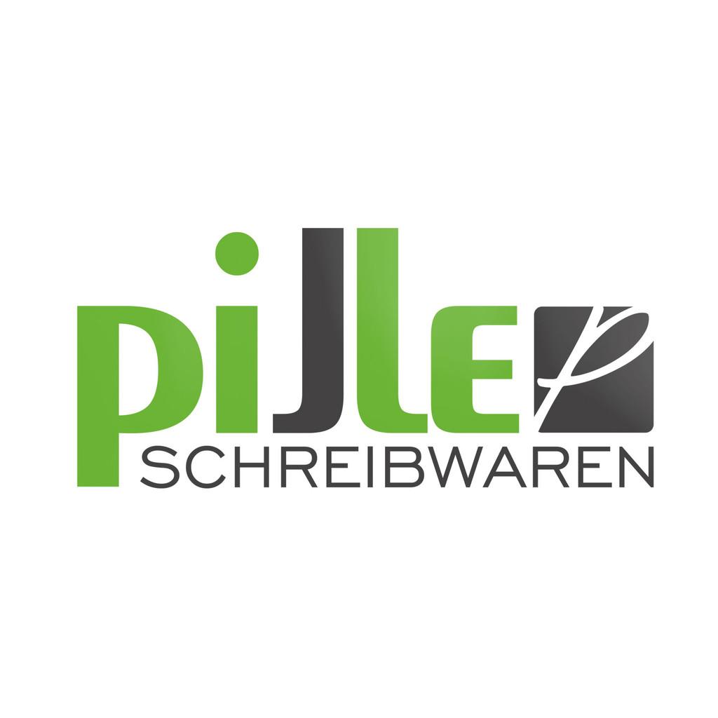 Logogestaltung PILLE Schreibwaren