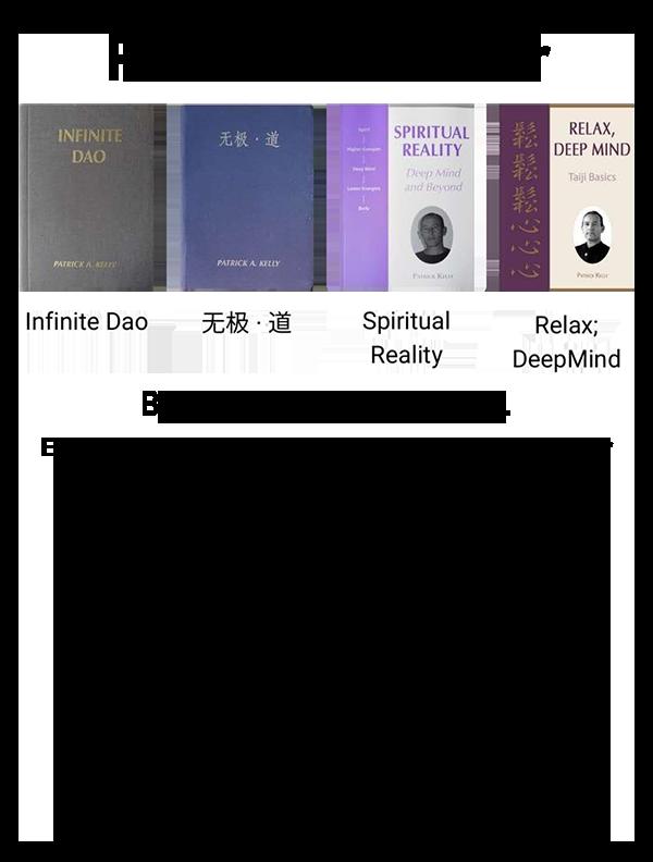 Bestelle Patrick A Kellys Bücher zur Inneren Entwicklung durch Daoistischen Prinzipien in Praxis direkt und weltweit versandkostenfrei.