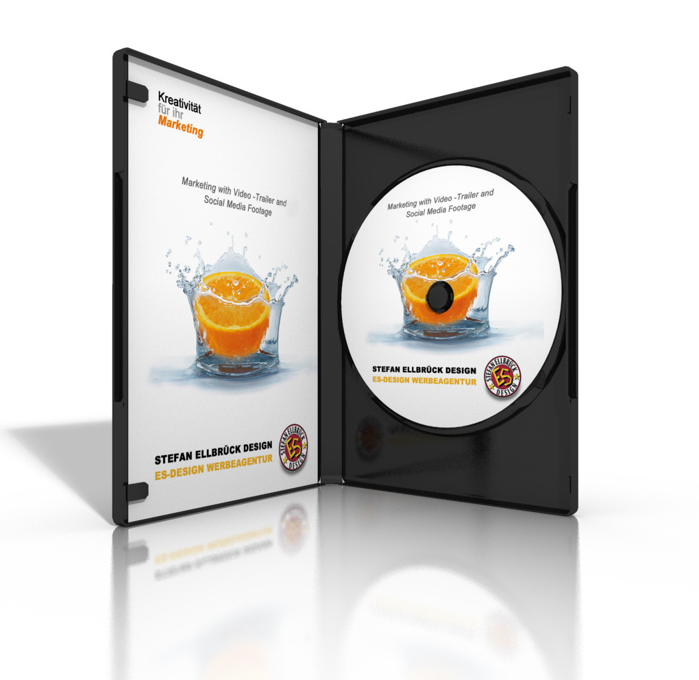 © ES-DESIGN / Verpackungsdesign DVD