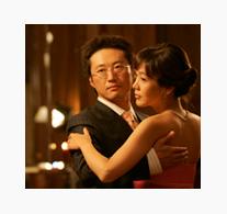 パリの恋人 -2004-          主演ハン・ギジュ役