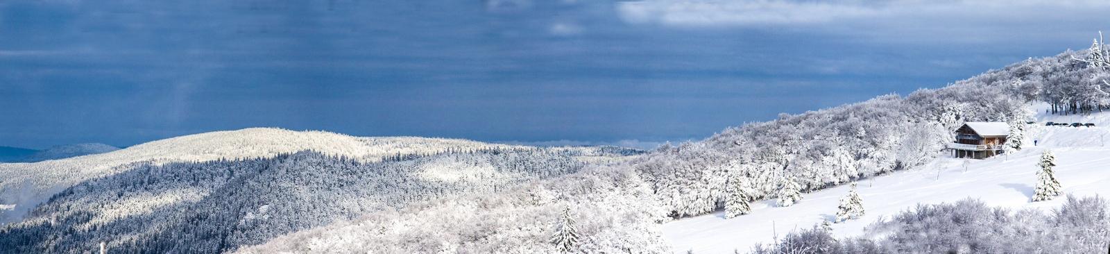 Samedi 12 novembre 2016. Le Hohneck (Hautes Vosges)