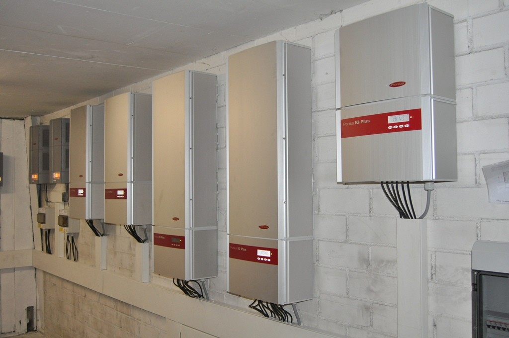 alka 82  -  alkaSOL warehouse - Fronius inverters
