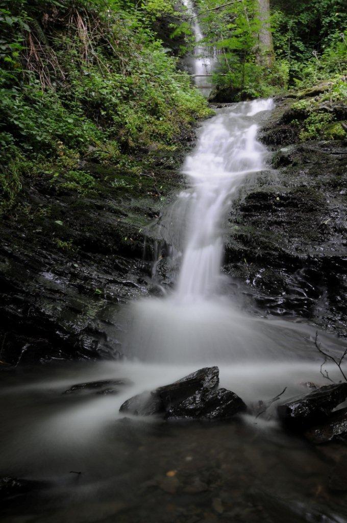 Wasserfall Dortebachtal                                                         Foto: N.Kilimann