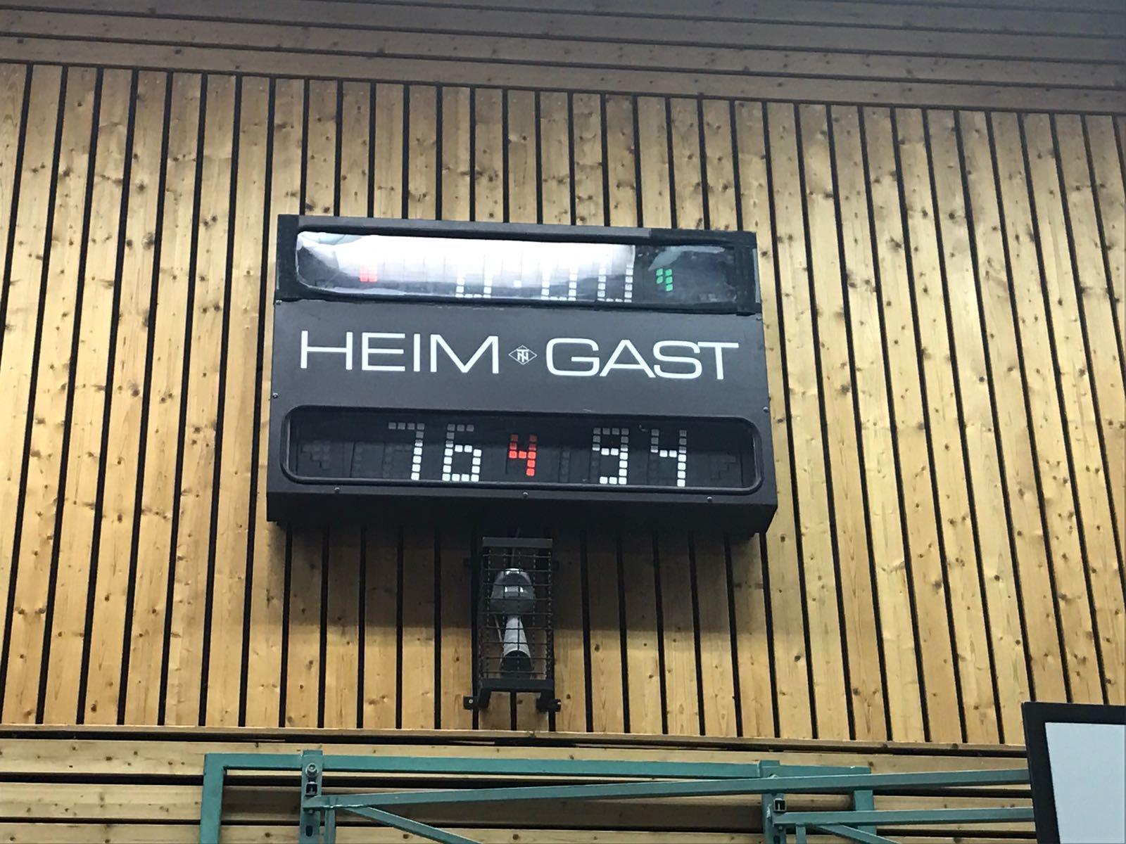 Die Herren 1 Basketballer feiern ihren fünften Saisonsieg beim KuSV Zrinski Waiblingen mit 94:76 (50:33) und erobern die Tabellenführung zurück.