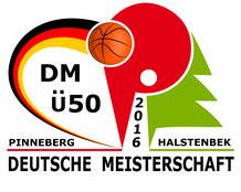 Deutsche Meisterschaft Ü50 2016 Pinneberg/Halstenbek