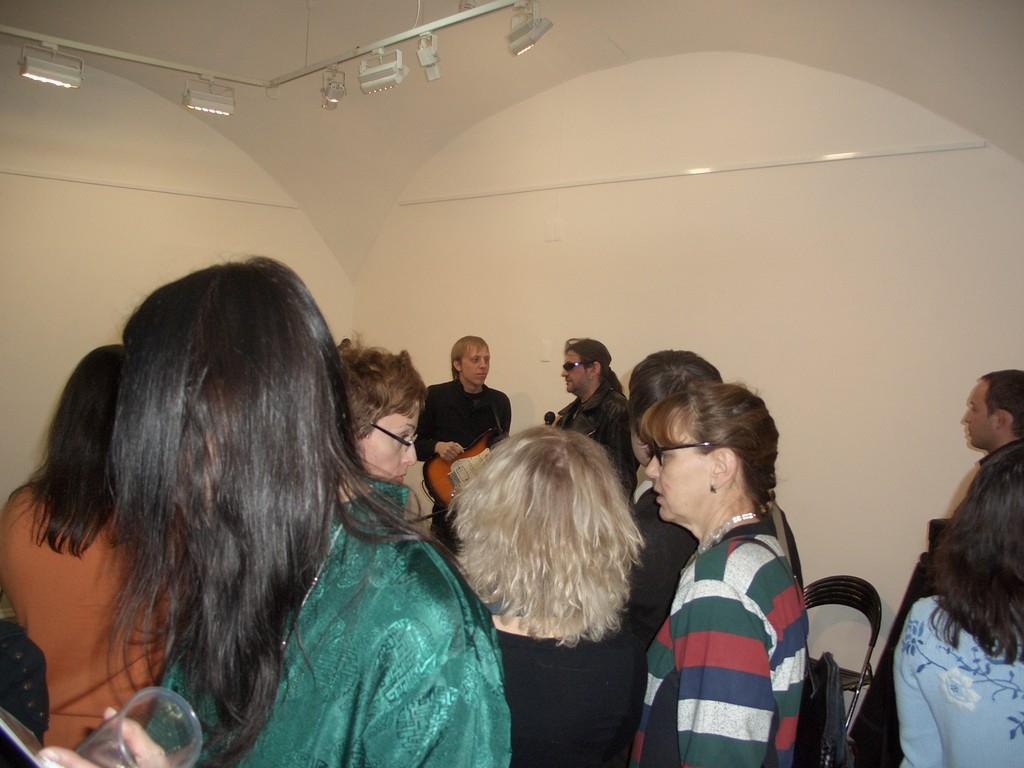 """Презентация к выставки """"ИНЬ-ЯН"""" Москва 2011 год. 26 февраля"""
