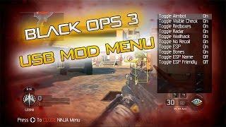 black ops 1 mod menu no jailbreak ps3