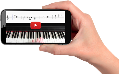 iphone android piano