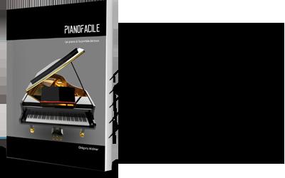 livre cours piano facile