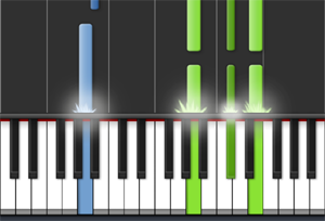 piano synthesia