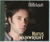 Partition piano Hallelujah Rufus Wainwright
