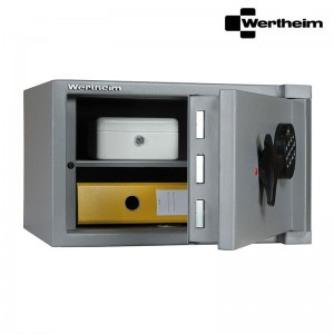 Wertheim Wertschutzschrank AG05, presented by Egger Tresore Safes