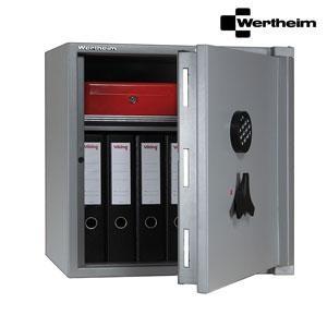 Wertheim Wertschutzschrank Modell AM15; presented by Egger Tresore Safes