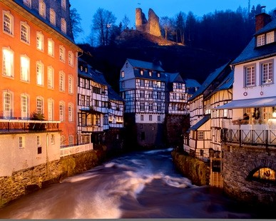 Happy Halloween Monschau