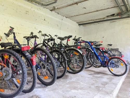 Fahrräder für Touren