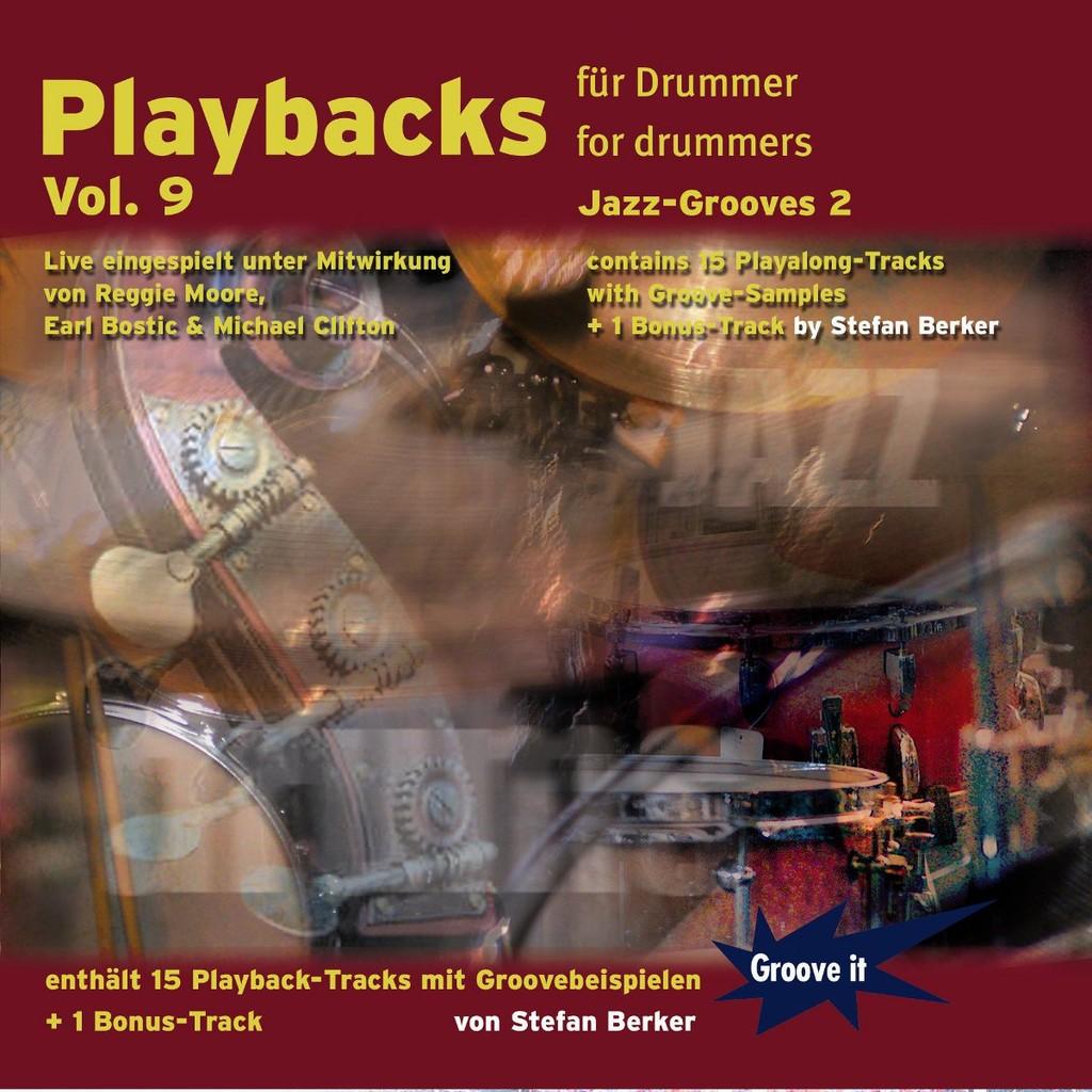 Vol.9 - Jazz Grooves 2