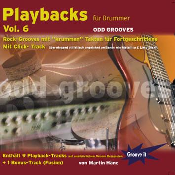 Vol.6 - odd Grooves
