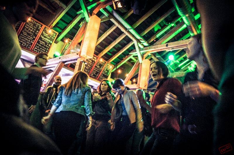 Beste Partystimmung bei der Musiknacht Nürtingen