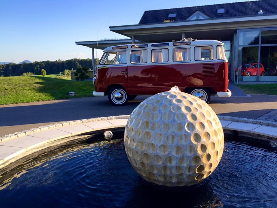 Als Partyband zu einer Hochzeitsfeier im Golfclub Hohentwiel