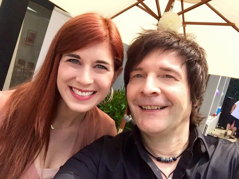 Privatveranstaltung in Kornwestheim mit unserem Duo 'Irina & Jürgen'