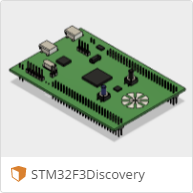 STM32 F3Discovery