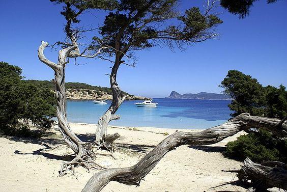 Cala Bassa strand
