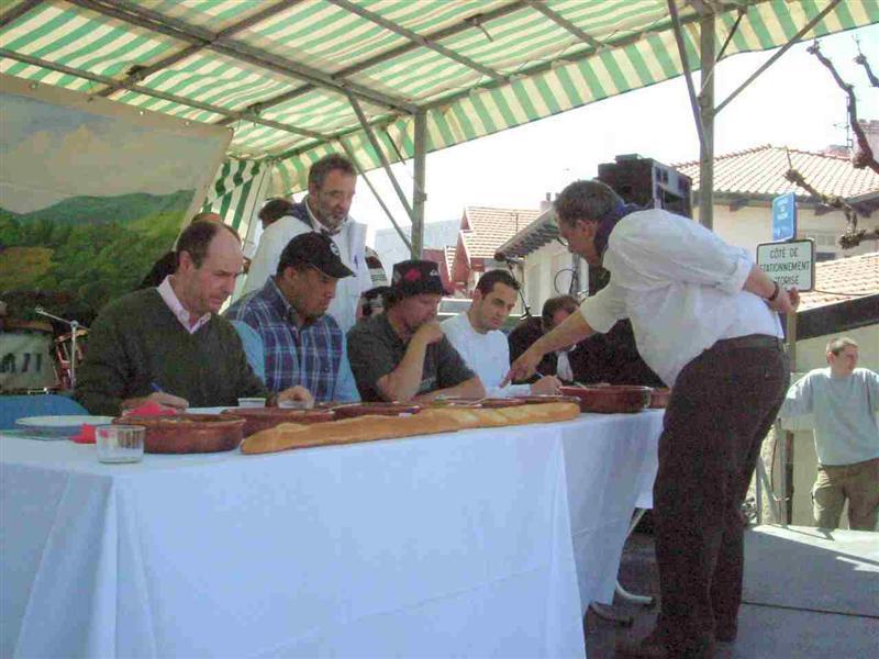 2004 Le jury