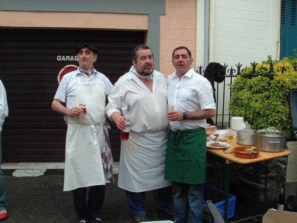 2007 Des Bayonnais en concours