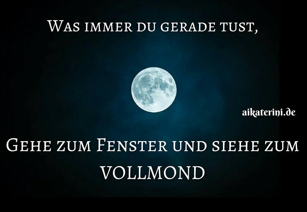 Vollmond Sprüche - Bestenspruche Instagram Posts Gramho