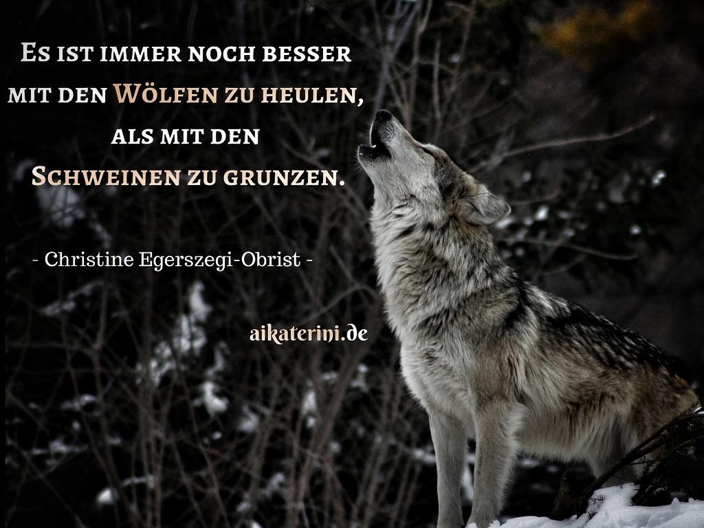 Wolfs Sprüche