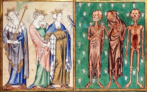 Mittelalter Freidhof Friedhöfe mittelalterlich mittelalterliche geschichte skelett tod tot skelette grab gräber zombie zombies