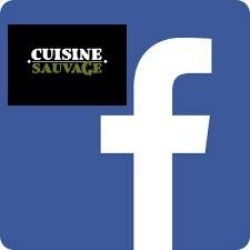 Page officielle de Cuisine sauvage sur FB