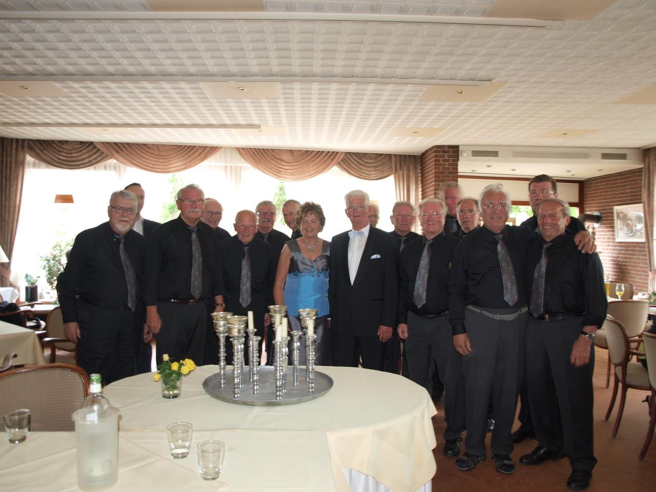 2013 Hans-Heinrich und Edith Henke - Goldene Hochzeit