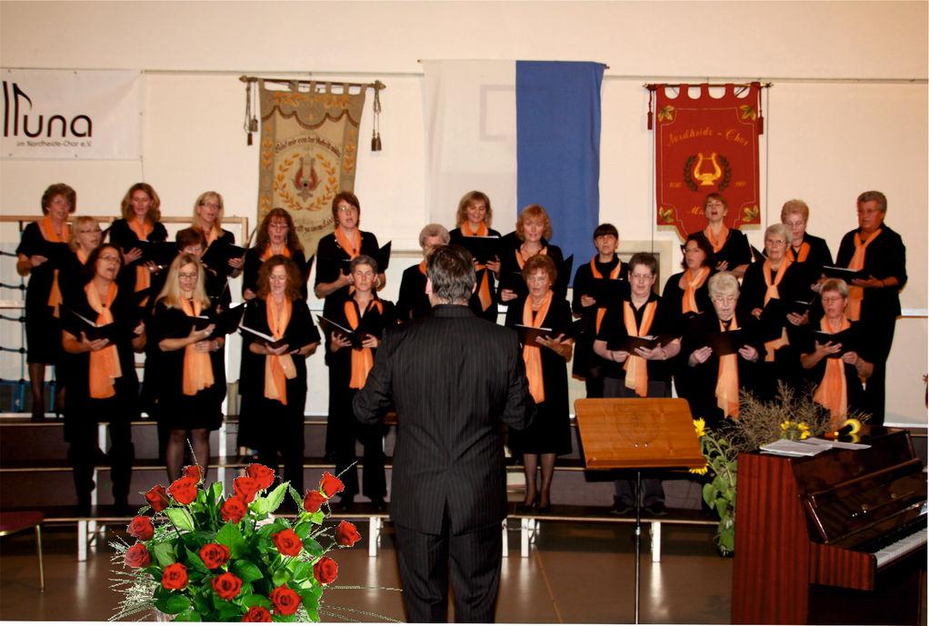 """Herbstkonzert 2011 """"Frauenchor Nordheide"""""""