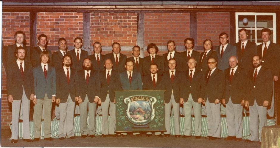 Nordheide-Chor 1981